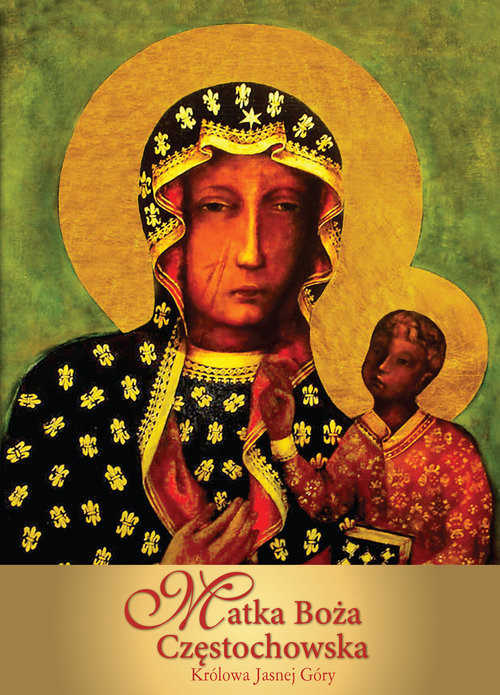 okładka Matka Boża Częstochowska, Książka | Anna Paterek
