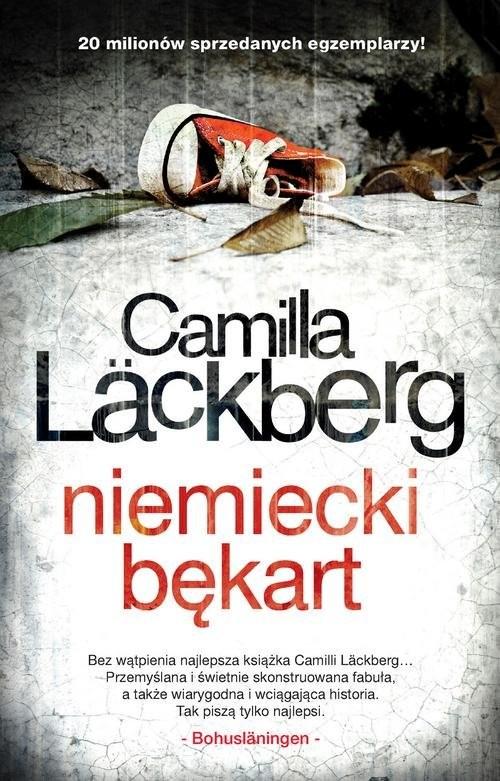 okładka Niemiecki bękart, Książka | Lackberg Camilla
