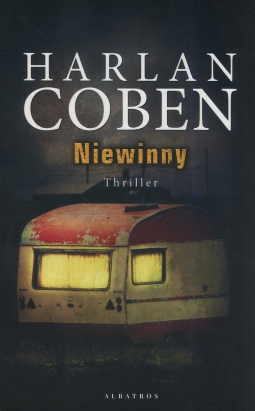 okładka Niewinny, Książka | Harlan Coben
