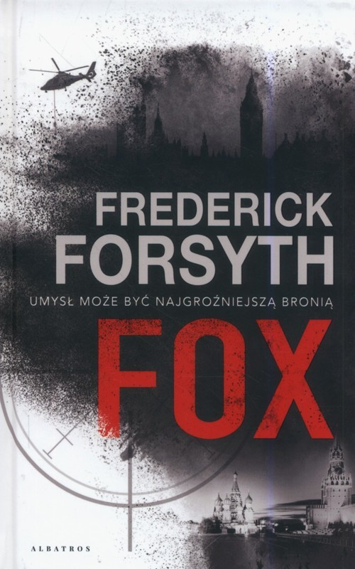 okładka Foxksiążka      Frederick Forsyth