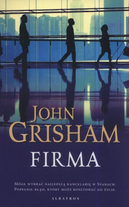 okładka Firma, Książka | John  Grisham