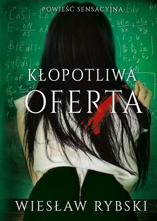 okładka Kłopotliwa oferta, Książka | Rybski Wiesław