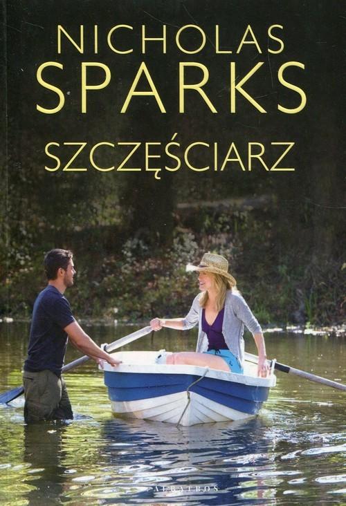 okładka Szczęściarz, Książka | Sparks Nicholas