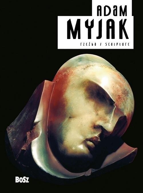 okładka Myjak Rzeźba, Książka | Folga-Januszewska Dorota