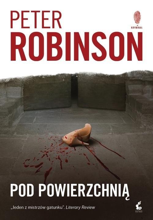 okładka Pod powierzchniąksiążka |  | Peter  Robinson