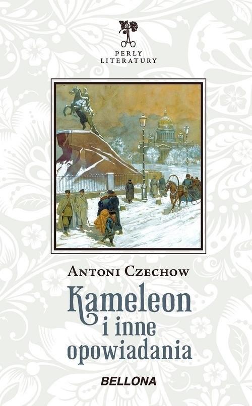 okładka Kameleon i inne opowiadaniaksiążka      Czechow Antoni