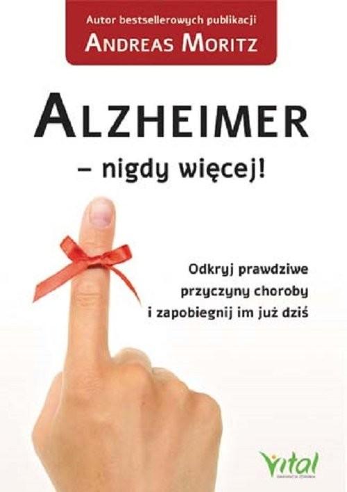 okładka Alzheimer nigdy więcej, Książka |