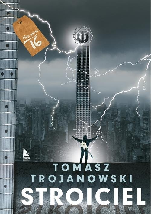 okładka Stroiciel, Książka | Szymeczko Kazimierz