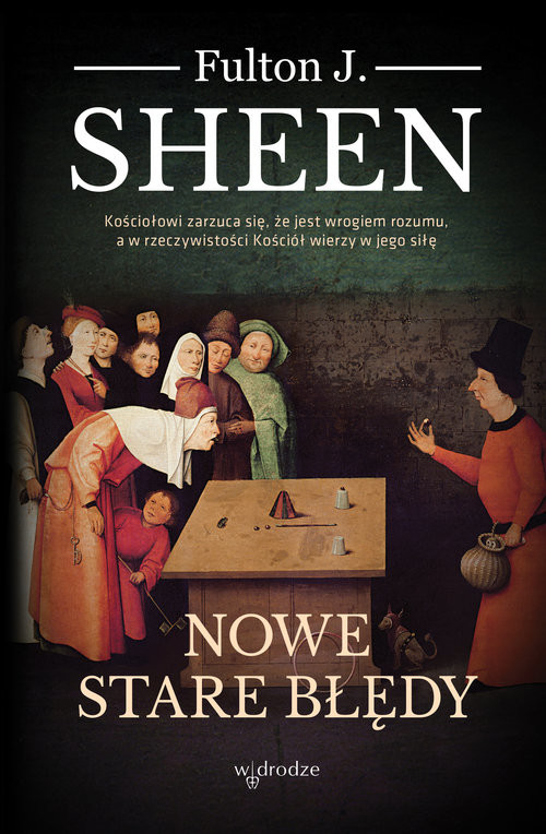 okładka Nowe stare błędy, Książka | Fulton J. Sheen