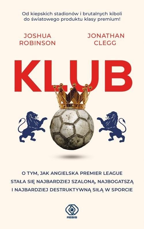 okładka Klubksiążka |  | Joshua Robinson, Jonathan Clegg