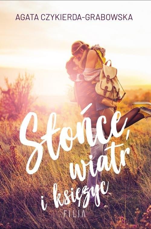 okładka Słońce wiatr i księżyc, Książka | Czykierda-Grabowska Agata