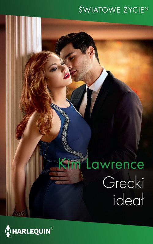 okładka Grecki ideał, Książka | Lawrence Kim