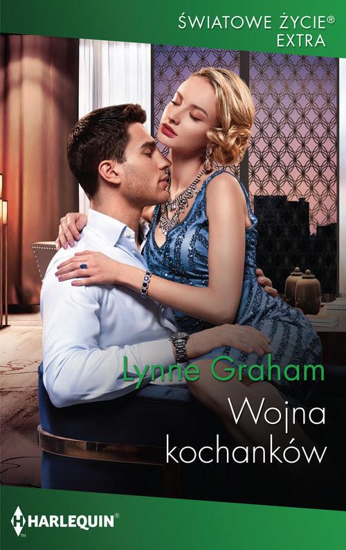 okładka Wojna kochanków, Książka | Lynne Graham