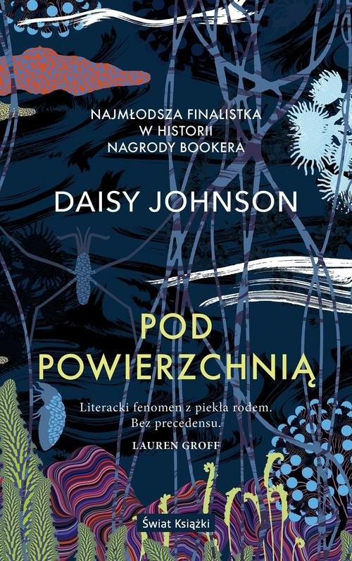 okładka Pod powierzchnią, Książka | Johnson Daisy