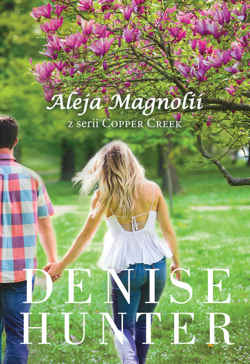 okładka Aleja Magnolii, Książka | Hunter Denise