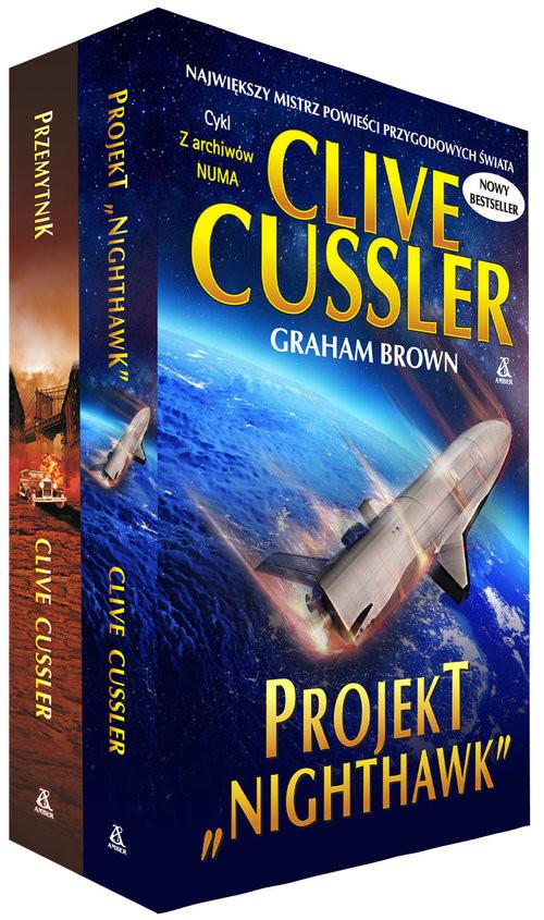 okładka Projekt Nighthawk Pakiet, Książka | Cussler Clive