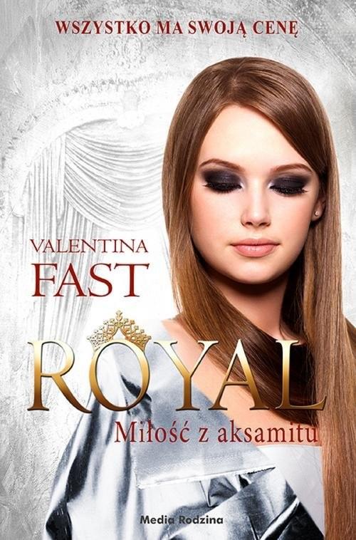 okładka Royal Tom 6 Miłość z aksamitu, Książka | Valentina Fast