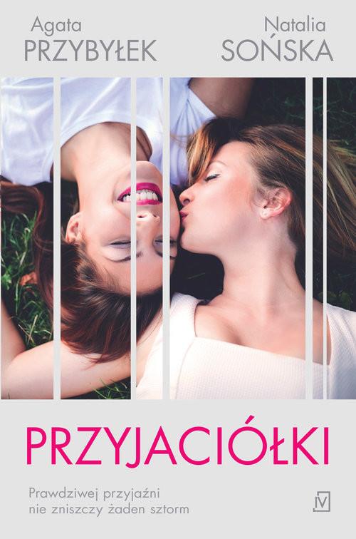 okładka Przyjaciółki pocket, Książka | Agata Przybyłek, Natalia Sońska
