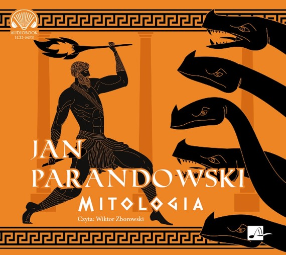 okładka Mitologia, Audiobook | Jan Parandowski
