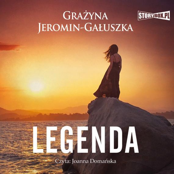 okładka Legenda, Audiobook | Grażyna Jeromin-Gałuszka
