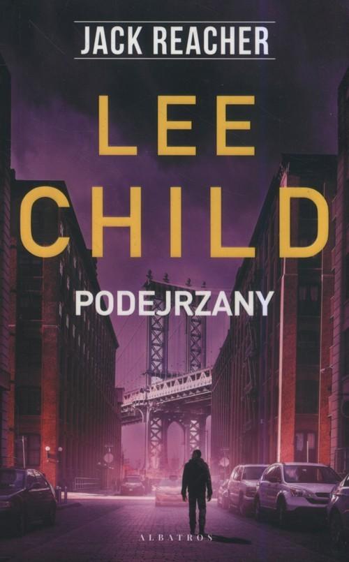okładka Jack Reacher Podejrzany, Książka | Child Lee