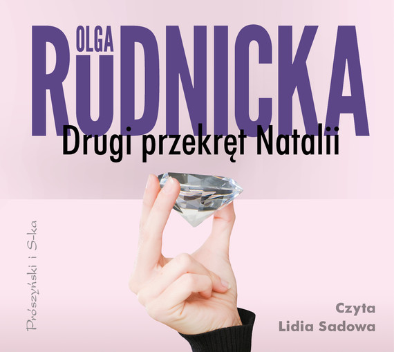 okładka Drugi przekręt Nataliiaudiobook | MP3 | Olga Rudnicka