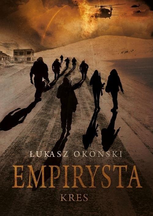 okładka Empirysta Kres, Książka | Okoński Łukasz