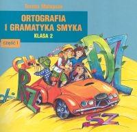 okładka Ortografia i gramatyka Smyka 2 Część 1, Książka | Malepsza Teresa