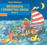 okładka Ortografia i gramatyka Smyka 2 Część 2, Książka | Malepsza Teresa