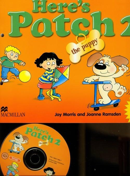 okładka Here's Patch the Puppy 2 + CD, Książka | Joy Morris, Joanne Ramsden