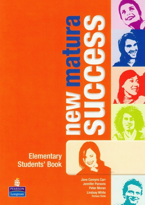 okładka Matura Success NEW Elementary Student's Book, Książka | Carr Jane Comyns, Jennifer Parsons, Pet Moran