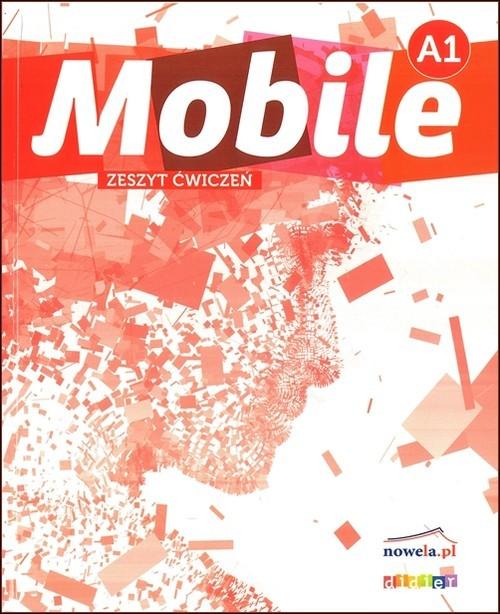 okładka Mobile A1 ćwiczenia, Książka | Alice Rebout, Anne-Charlotte Boulinguez, Fouq