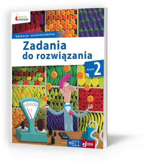 okładka Zadania do rozwiązania 2, Książka | Pustuła Andrzej