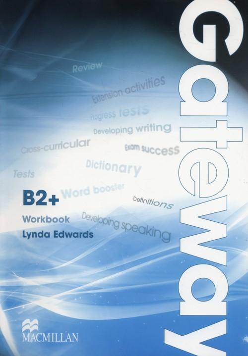 okładka Gateway B2+ Workbook, Książka | Edwards Lynda