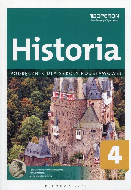 okładka Historia 4 Podręcznik Szkoła podstawowa, Książka | Maria Pacholska, Wiesław Zdziabek