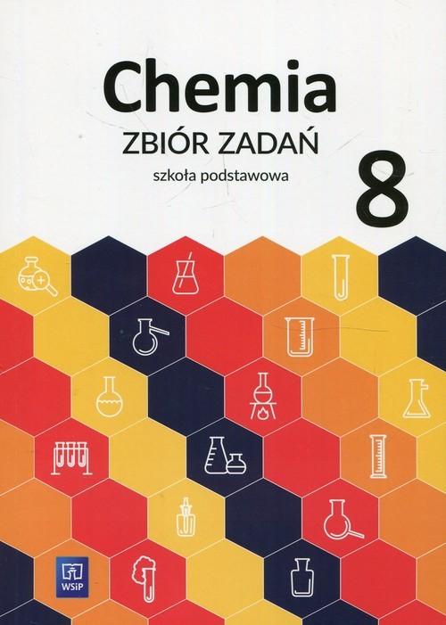 okładka Chemia 8 Zbiór zadań Szkoła podstawowa, Książka | Waldemar Tejchman, Lidia Wasyłyszyn, Warchoł