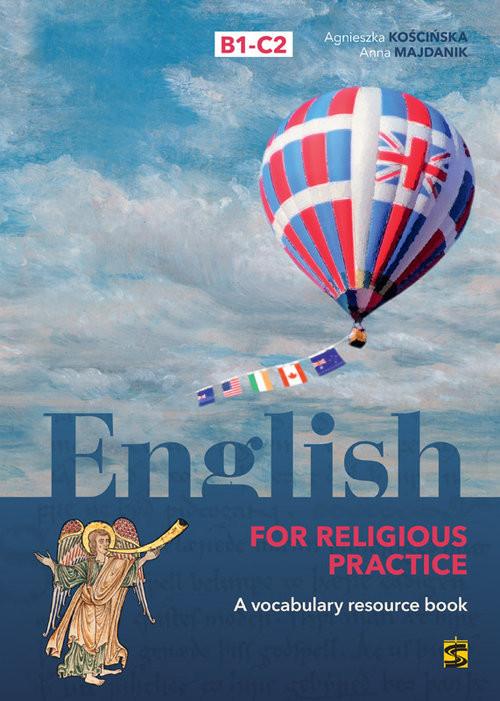 okładka English for religious practice, Książka | Agnieszka Kościńska, Anna Majdanik