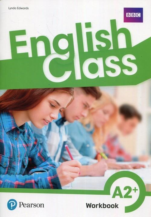 okładka English Class A2+ Ćwiczenia Szkoła podstawowa, Książka | Edwards Lynda