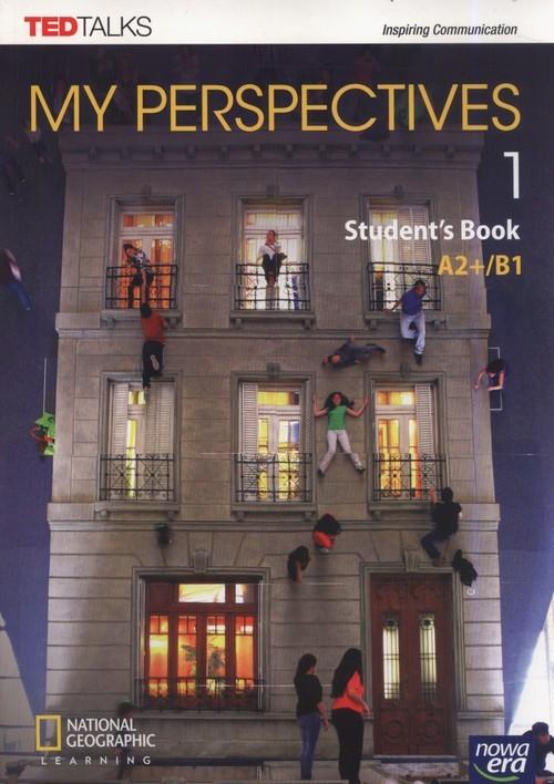 okładka My Perspectives 1 Podręcznik Szkoła ponadpodstawowa i ponadgimnazjalnaksiążka |  | Lewis Lansford, Daniel Barber