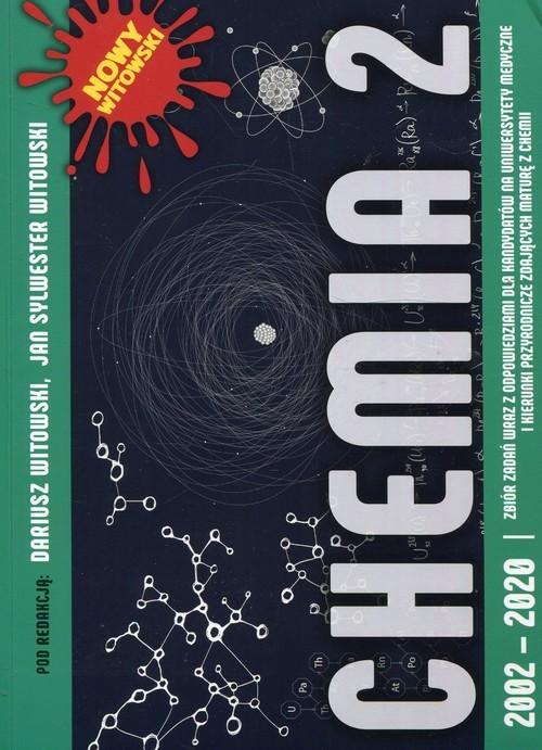 okładka Chemia 2 Zbiór zadań wraz z odpowiedziami 2002-2020książka     