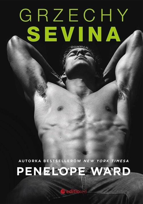 okładka Grzechy Sevina, Książka | Penelope Ward