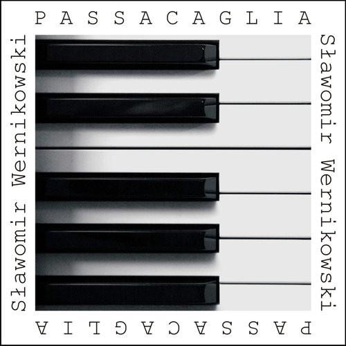okładka Passacaglia, Książka | Wernikowski Sławomir