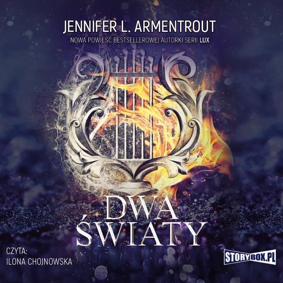 okładka Dwa światy, Audiobook   Jennifer L. Armentrout
