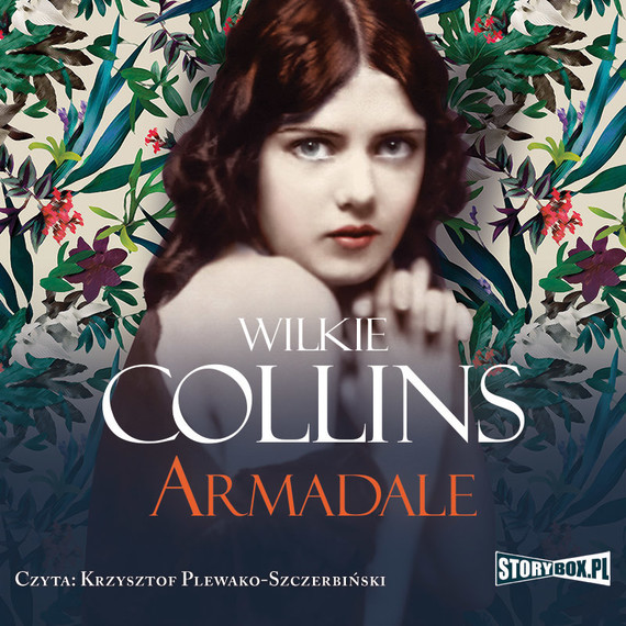 okładka Armadaleaudiobook | MP3 | Wilkie Collins