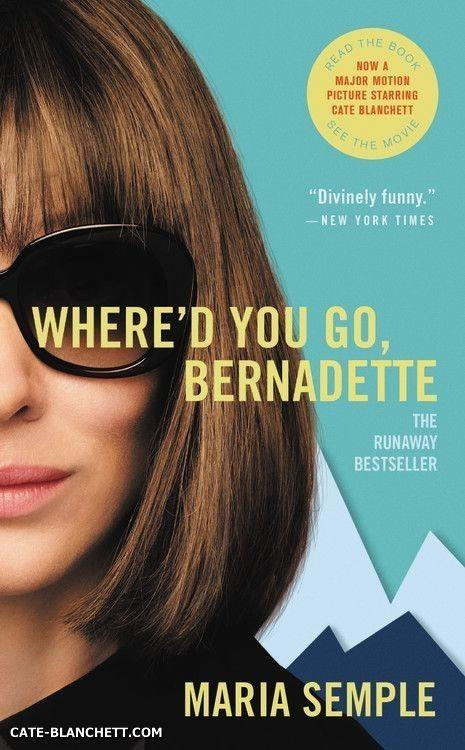 okładka Gdzie jesteś, Bernadette?, Książka | Semple Maria