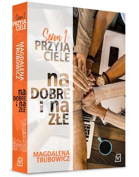 okładka Na dobre i na złe, Książka | Magdalena  Trubowicz