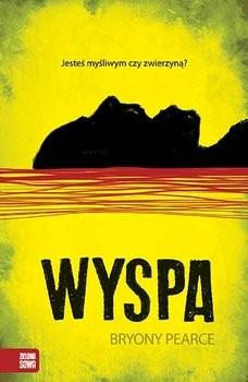 okładka Wyspa, Książka | Pearce Bryony