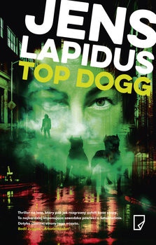 okładka Top dogg, Książka | Jens  Lapidus