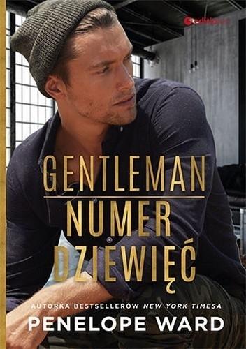 okładka Gentleman numer dziewięć , Książka | Penelope Ward