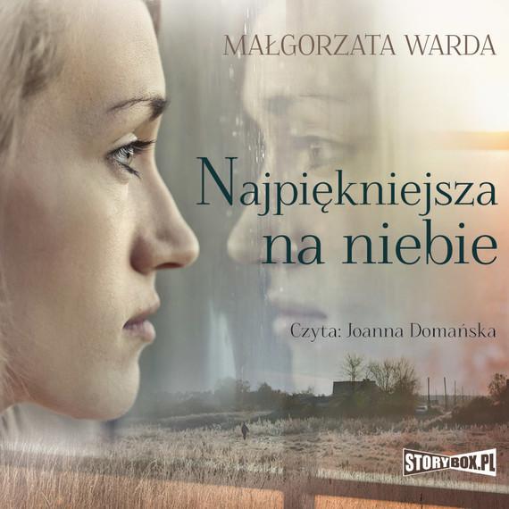 okładka Najpiękniejsza na niebie, Audiobook | Małgorzata Warda